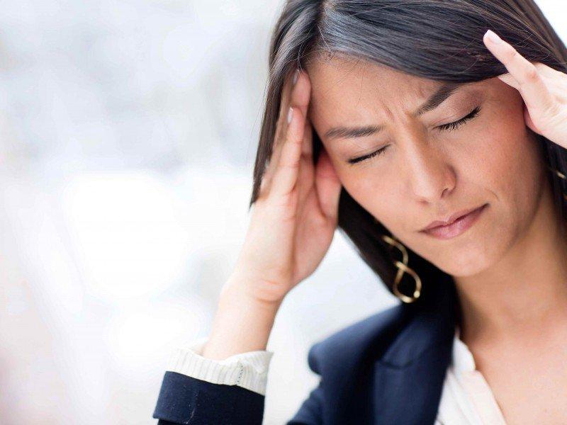 cefaléia tensional é a dor de cabeça mais comum